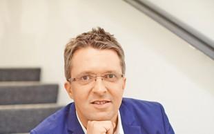 Andrej Hofer je za praznike rad v domačem okolju