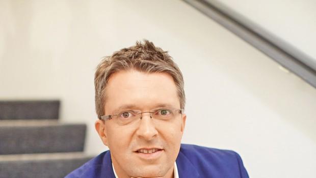 Andrej Hofer je za praznike rad v domačem okolju (foto: Žiga Culiberg)