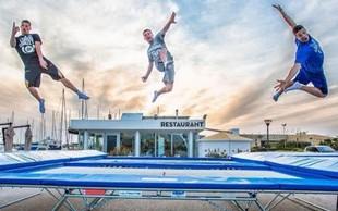 Legenda trampolinanja Greg Roe prihaja v Slovenijo!