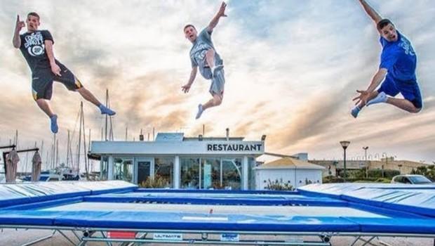 Legenda trampolinanja Greg Roe prihaja v Slovenijo! (foto: Greg Roe)
