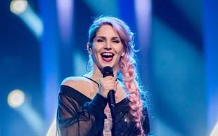 V finalu Evrovizije nocoj tudi Lea Sirk