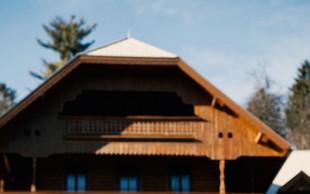 Švicarija: Pozabljena stavba znova oživela!