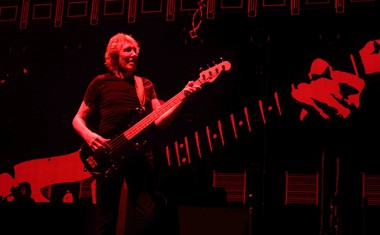 Več tisoč Slovencev ni želelo zamuditi spektakla Rogerja Watersa v Areni Zagreb!