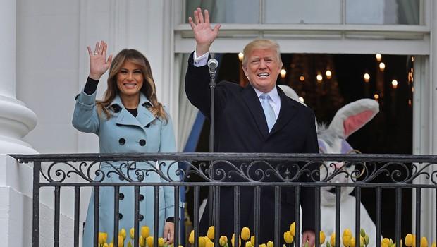Melania in Donald Trump: V Beli hiši živita drug mimo drugega, skoraj se ne vidita (foto: Profimedia)