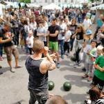Veganski festival napolnil Pogačarjev trg! (foto: Dani Sušnik, Špela Urbanc )