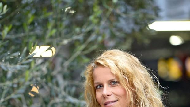 Anika Horvat - sveže zaljubljena! (foto: N. Divja, Primož Predalič)