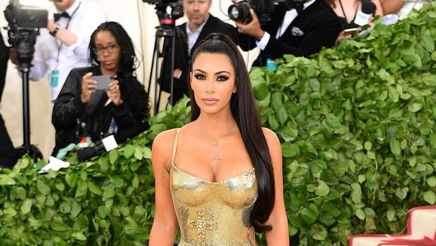 Takšna je bila Kim Kardashian v osmem razredu osnovne šole. Se je do danes veliko spremenila? (foto: Profimedia)
