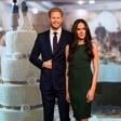 Meghan Markle in princ Harry dobila svoji voščeni lutki