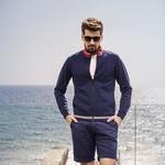 2Cellos sta v novi kampanji za s.Oliver zamenjala oder s plažo (foto: s.Oliver)