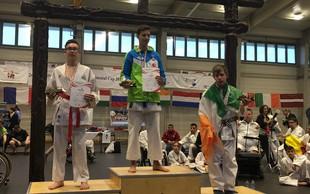 Open I - karate Global World championship para karate 2018