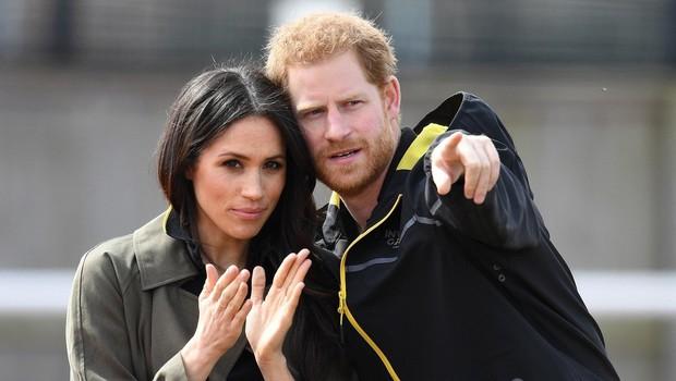 Princ Harry in Meghan imata veliko možnosti za zaslužek (foto: Profimedia)