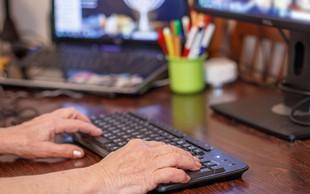 Starejši uporabniki interneta najbolj ranljivi za kibernetski kriminal!