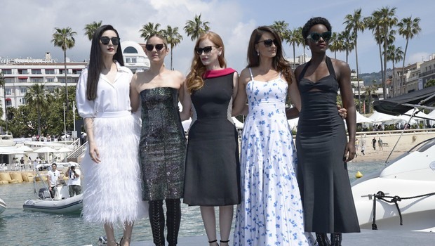 Marion Cotillard na festivalu v Cannesu kršila strogo napisana pravila (foto: Profimedia)