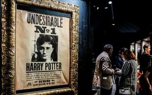 V Milanu razstava čarobnega sveta Harryja Potterja