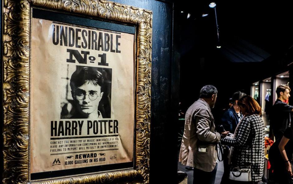 V Milanu razstava čarobnega sveta Harryja Potterja (foto: Profimedia)