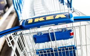 V Ikei pretep zaradi nakupovalnih vozičkov