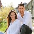 Miha Vodičar in Kristina Pangos: Prisegava na večno eleganco