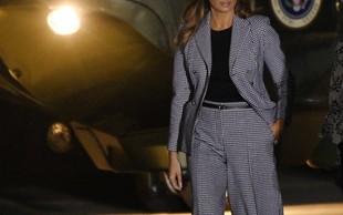 Melania Trump prestala operacijo ledvice
