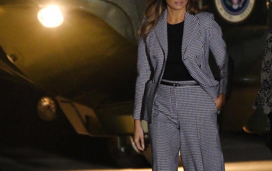 Melania Trump prestala operacijo ledvice (foto: profimedia)