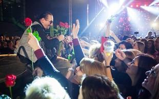 Veliki koncert Željka Bebeka se iz Križank seli v Halo Tivoli
