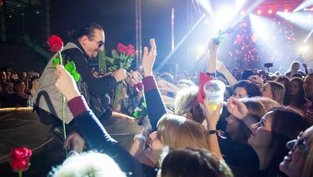 Veliki koncert Željka Bebeka se iz Križank seli v Halo Tivoli (foto: Marin Franov)