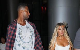 Khloe Kardashian je Tristanu Thompsonu javno izpovedala ljubezen