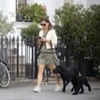 Pippa Middleton pokazala nosečniški trebušček