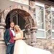 Damjan Murko obeležil deseto obletnico poroke