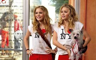 Mary-Kate in Ashley Olsen: Dvojčici, ki sta odrasli pred TV-kamerami