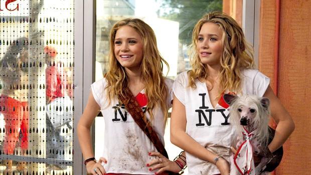 Mary-Kate in Ashley Olsen: Dvojčici, ki sta odrasli pred TV-kamerami (foto: Profimedia)