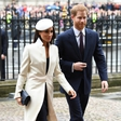 Na dan kraljeve poroke Harry in Meghan tudi na letalu za Toronto