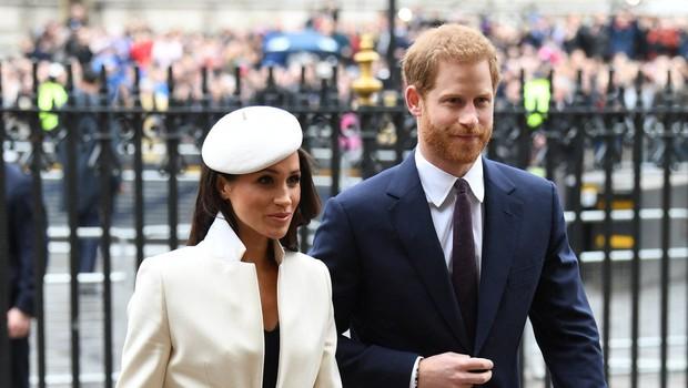 Na dan kraljeve poroke Harry in Meghan tudi na letalu za Toronto (foto: Profimedia)
