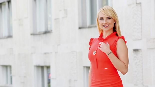 Vesna Jankovič se je po izgorelosti lotila novega posla! (foto: Helena Kermelj)