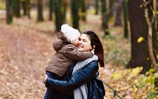 Blogerka Eva Lozina: Materinstvo je spremenilo njeno življenjsko pot
