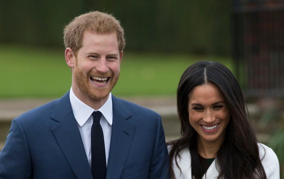 Kraljeva poroka: Za Meghan in Harryja je bil usoden zmenek na slepo (foto: Profimedia)