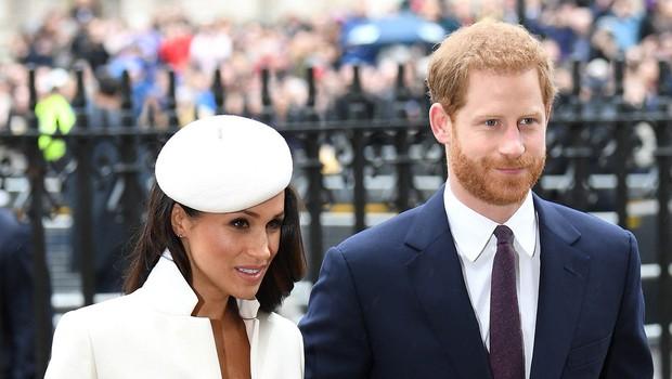 Odštevanja je konec: Harry in Meghan bosta danes dahnila usodni da! (foto: Profimedia)