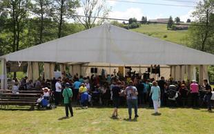Vseslovensko srečanje članov društev Zveze Sonček in 35 obletnica Sončka na Dolenjskem