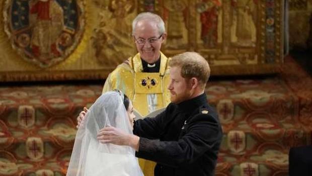 Princ Harry in Meghan Markle dahnila usodni da (foto: STA)