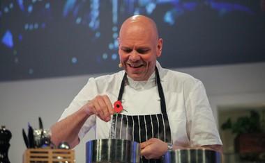 Tom Kerridge – kuharski mojster, ki je v zadnjih treh letih izgubil 70 kilogramov!