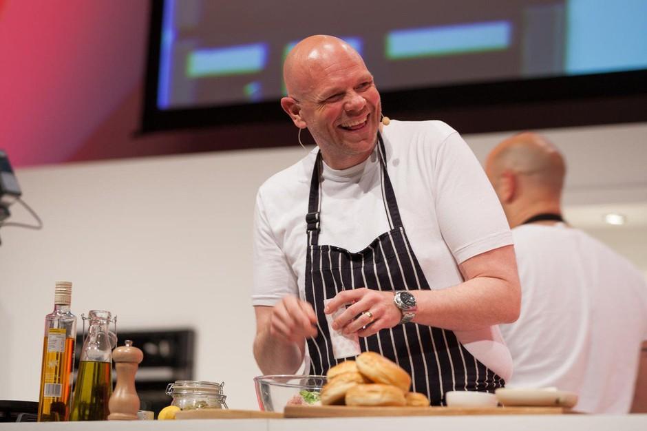 Tom Kerridge – kuharski mojster, ki je v zadnjih treh letih izgubil 70 kilogramov! (foto: profimedia)