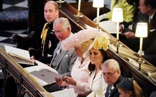 Vsi se sprašujejo, komu je Kate Middleton namenila takšen pogled?