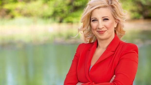 Novinarka Nataša Markovič ustvarja dobre zgodbe! (foto: Helena Kermelj)