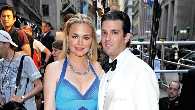 Donald Trump Junior ljubi voditeljico Fox Newsa! (foto: Profimedia)