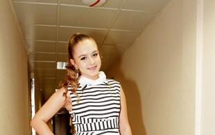 Lina Kuduzović osuplja: Punčka je zrasla v čudovito mlado damo!