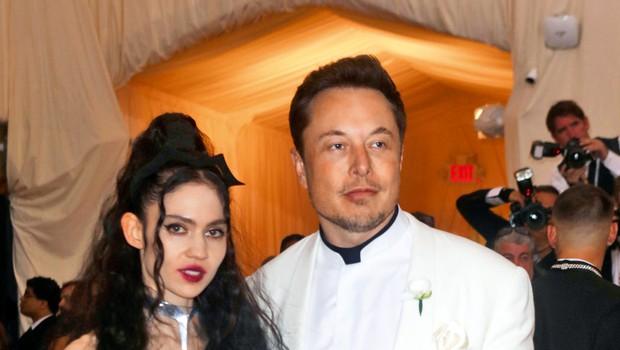 Elon Musk je zaljubljen v 16 let mlajšo! (foto: Profimedia)