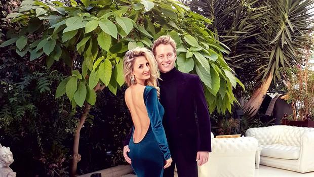 Gordana Grandošek Whiddon ni samo plesalka - je tudi oblikovalka! (foto: POP TV, osebni arhiv, Bor Slana)