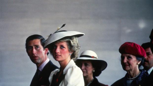 To so bile prve besede princa Charlesa po smrti princese Diane (foto: Profimedia)
