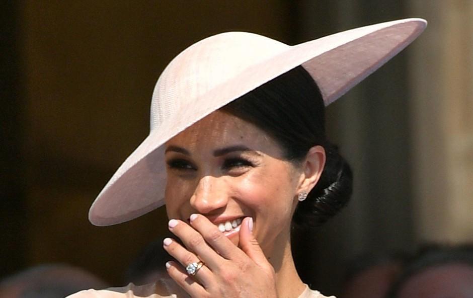 Na dan prišla nova fotografija Meghan Markle, ki jo je vojvodinja že pred časom izbrisala (foto: profimedia)