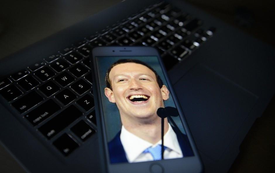 Mark Zuckerberg obljublja večjo zaščito podatkov na Facebooku (foto: profimedia)