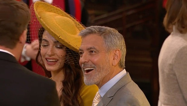 George Clooney na kraljevi poroki gostom točil svojo tekilo (foto: Profimedia)